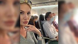 Lia Kees byla vyloučena z letecké přepravy.