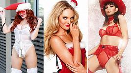 Vánoce s lehkým nádechem erotiky...