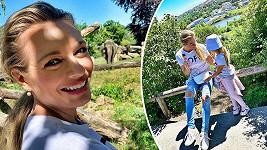 Na výletu s dcerou