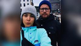 Vanda odjela s přítelem do Norska.