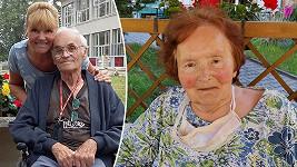 Věra Martinová přišla o oba rodiče.
