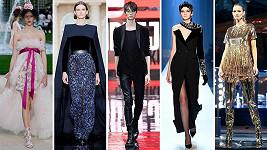 Zpomaluje se i módní byznys.