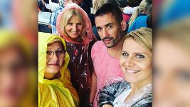 Lucie Šafářová a Tomáš Plekanec už seznámili i své maminky!