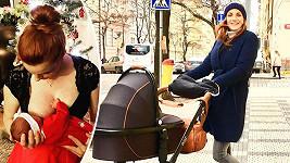 Michaela Maurerová si postěžovala na trampoty, které ji po narození dcery provázejí.