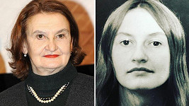 Eva Holubová se u archivní fotky zamyslela nad politikou.