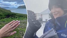 Zásnuby na Islandu
