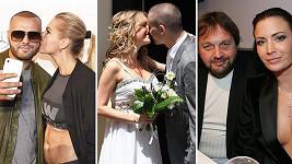 Lucie Vondráčková a Tomáš Plekanec nejsou jediní, kdo se rozešel po sedmi letech.
