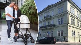 Petr Nedvěd prodává luxusní byt v Praze.