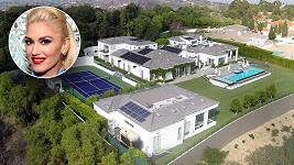 Gwen Stefani se konečně zbavila nemovitosti, ve které žila s exmanželem.