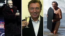 Karel Gott slaví 79. narozeniny.