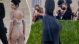 Kim Kardashian a Kendall Jenner