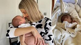 Modelka a influencerka se teď stoprocentně věnuje dceři.
