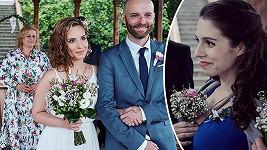 Tereza Vítů vdávala svou krásnou sestřičku.