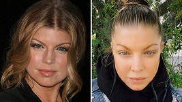 Fergie ukázala svou pravou tvář.