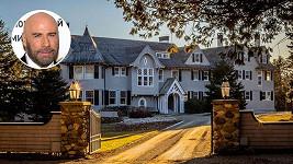 John Travolta prodává své panství v Maine.