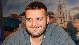 Patrik Vrbovský alias Rytmus v porotě Česko Slovenské SuperStar.