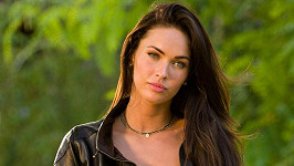 Megan Fox ve filmu Transformers.