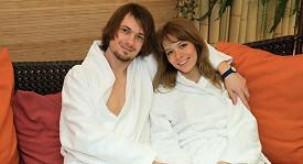 Lucie Černíková čeká s manželem Lukášem Pavlíkem miminko.