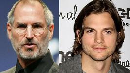 Je Ashton Kutcher podobný Stevu Jobsovi?