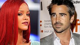 Rihanna a Colin Farrell