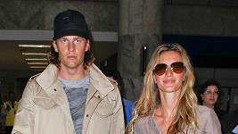 Gisele Bündchen a Tom Brady.