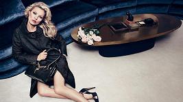 Kate Moss v kampani na džíny Liu Jo.