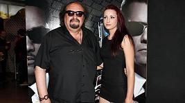 Petr Novotný s dcerou Soňou