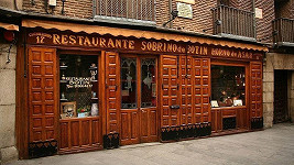 Madridská restaurace