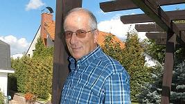Karel Štědrý na archivním snímku
