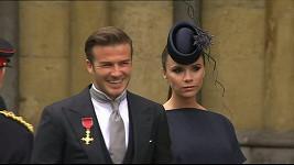 David a Victoria Beckhamovi.