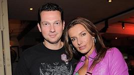 Alice Bendová s manželem Václavem.