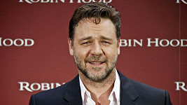 Oscarový herec Russell Crowe.