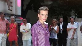 Dcera herce Vladimíra Kratiny Dominika je opravdu kus.