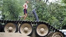 Tank pro sportovce.