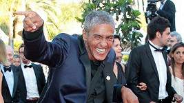 Herec působil v Cannes jako pod vlivem omamných látek.