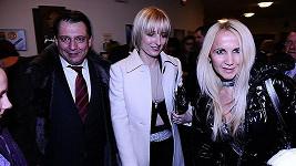 Jiří Paroubek s manželkou Petrou