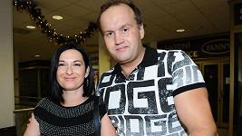 Marek Vít s Mirkou Čejkovou