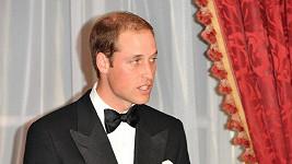 Princ William osobně poděkoval za záslužnou práci ženám z charitativní organizace The Child Bereavement Charity.