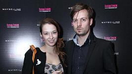 Pavel Čechách a Berenika Kohoutová