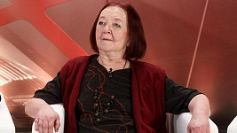 Jaroslava Hanušová v novém účesu.