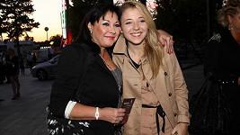Dáda Patrasová s dcerou Aničkou