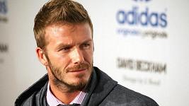 David Beckham je nejlépe oblékaný muž Velké Británie.