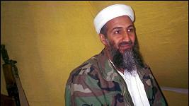 Usáma bin Ládin.
