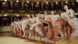 Předtančení na loňském Plesu v Opeře