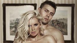 Kateřina Kristelová s manželem Martinem Tůmou