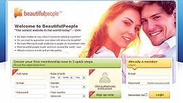 Homepage seznamky pro krásné.