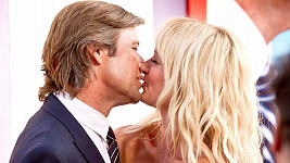 Grant Show a Katherine LaNasaová se včera vzali.