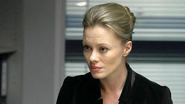 Linda Rybová v roli Ivany Pánkové.