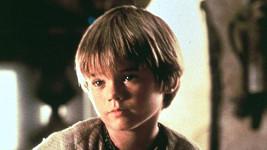 Jake Lloyd jako Anakin
