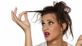 Konec vypadávání, lámání a třepení vlasů. Vnitřní výživa vlasů dokáže s bujnou kšticí divy.